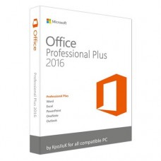 Microsoft Office 2016 Professional Plus Volume Licensed for 5/10/20/50 PCs