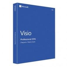 Microsoft Visio Professional 2016 for Windows