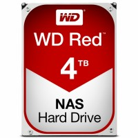 Disco Western Digital Red 4TB 5400rpm 64MB SATA III