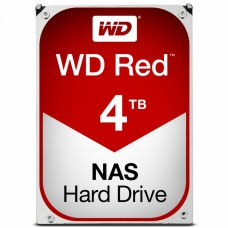 Disco Western Digital Red 4TB 5400rpm 64MB SATA III