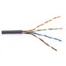 305m Pull Box, CCA, SF/UTP CAT5e Cable, Foil, Braiding (Indoor Use)