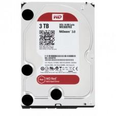 Disco Western Digital Red 3TB 5400rpm 64MB SATA III